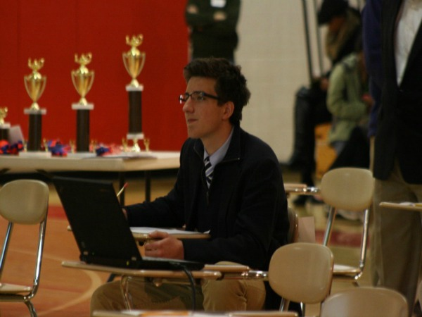 2013 State Super Quiz at St. John's